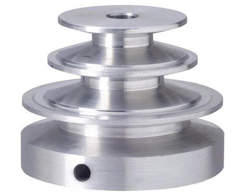 Alluminium step Pulley manufactuer in mumbai