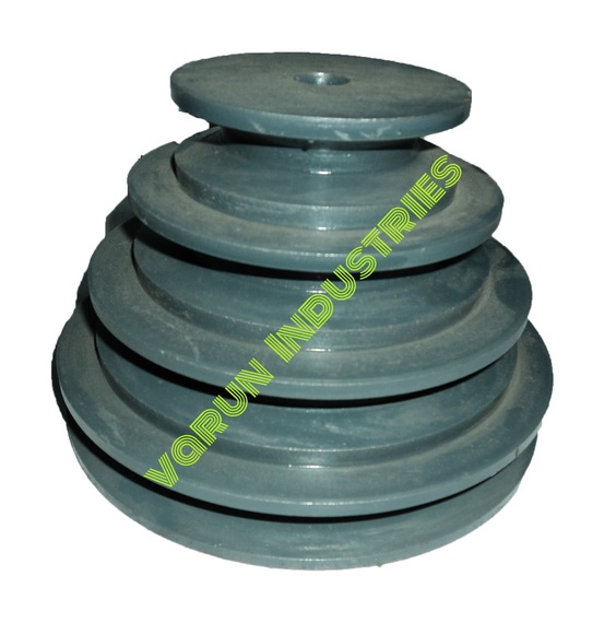 Step Pulley Exporter in India